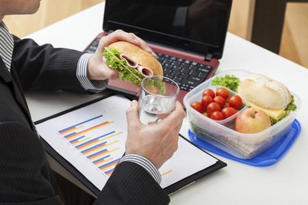 Cuida tu dieta, también en el trabajo
