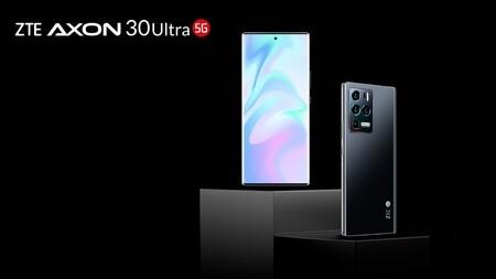 Axon 30 Ultra llega a México: el primer flagship de ZTE que llega al país, lanzamiento y precio oficial