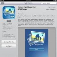 WD pone las fotos de tu disco duro en red en tu iPhone o iPod Touch