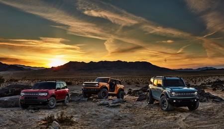 Ford Bronco A Prueba En Utah 2