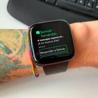 Cómo responder mensajes desde un reloj o pulsera Fitbit