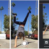 Así es Boomerang, una app para crear y compartir fácilmente videoloops cortos