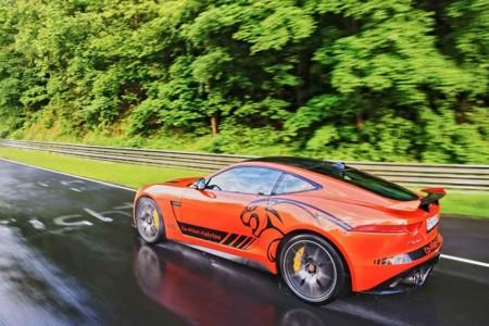 Jaguar Co-Pilot Nordschleife, la experiencia que necesitas, si te gusta el Jaguar F-Type SVR y eres adicto a la adrenalina