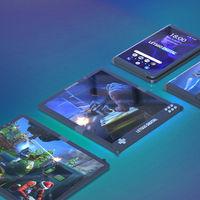 Un móvil gaming con pantalla plegable y botones físicos, Samsung ya tiene la patente