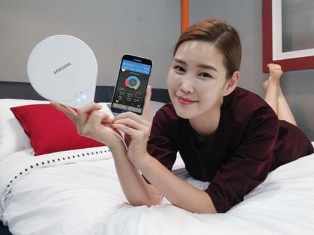 Samsung Sleepsense se mete en la cama para estudiar nuestro sueño, y apaga la tele si te duermes