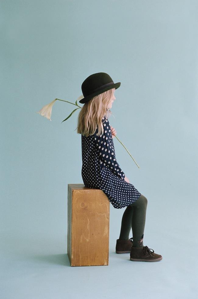 Foto de La romántica colección de Nice Things para niñas y bebés (6/18)