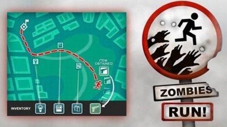 Zombies Run: suma un extra de motivación para correr