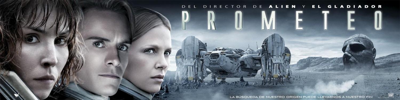 Foto de 'Prometheus', carteles oficiales (4/6)