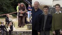 Primeras imágenes del rodaje de 'Harry Potter y la Orden del Fénix'