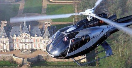 Descubre París en helicóptero privado