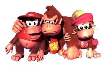 La trilogía de 'Donkey Kong Country' desaparecerá muy pronto de la Consola Virtual de Wii