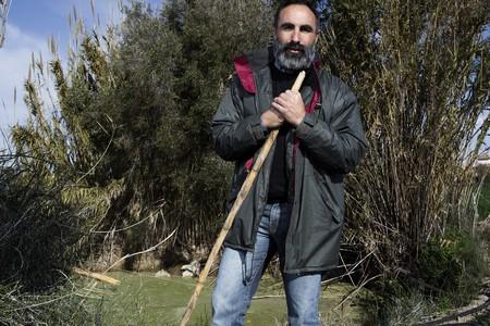 Foto 02 Rafa Monge En El Tollo De Cultivo Desterrado