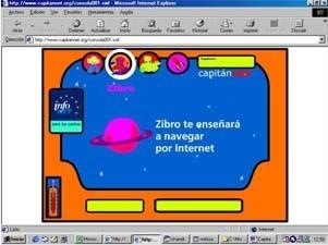 Capitán Net educa sobre el buen uso de internet