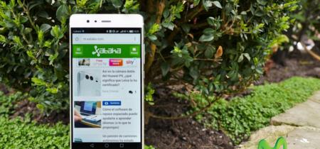 Precios Huawei P9 con Movistar y comparativa con Vodafone, Orange, Yoigo y Amena