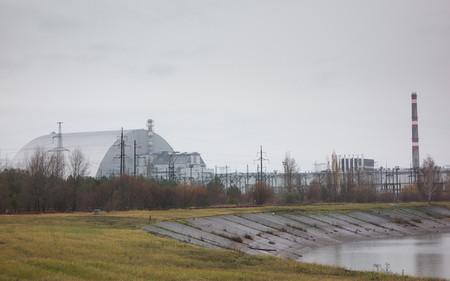 Chernobyl Sarcofago