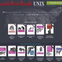 Así es el nuevo paquete de libros para programar en Unix de Humble Bundle