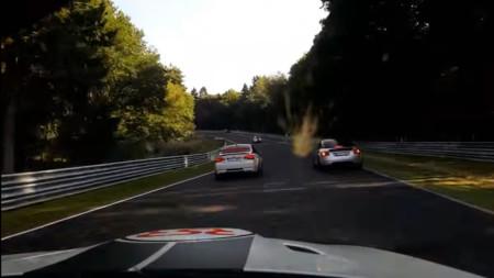 45.000 euros de daños en Nürburgring: ¿Moraleja? Hay que respetar las banderas amarillas