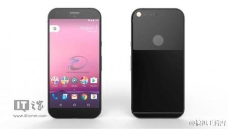 El Nexus 2016 fabricado por HTC se deja ver en renders desde todos los ángulos