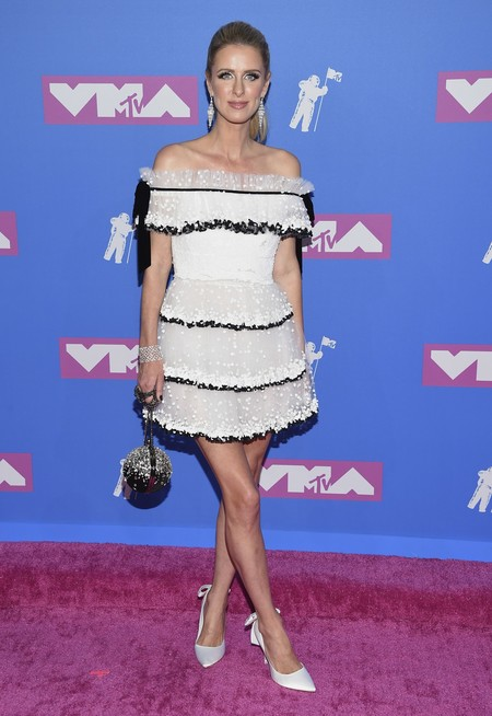 mtv vma 2018 nicky hilton