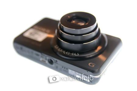 Sony DSC-WX200, análisis