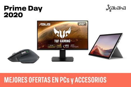 Amazon Prime day: Mejores ofertas (actualizadas) del día en PCs y accesorios