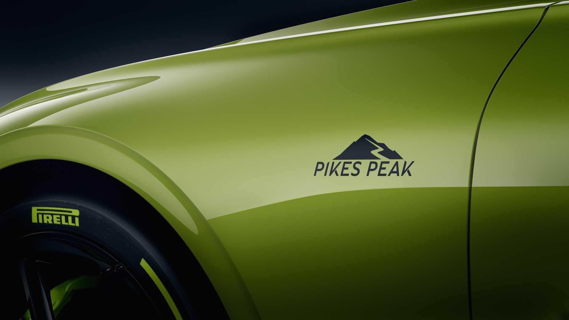 Foto de Bentley Continental GT Pikes Peak Special Edition (9/12)