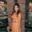 Tres vestidos de vuelo de Eva Mendes, tres largos diferentes ¿cuál le sienta mejor?