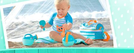Bueno, bonito y barato: juguetes para la playa