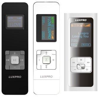 EZ, Mini y Top Square de LuxPro, la empresa del clon del Shuffle