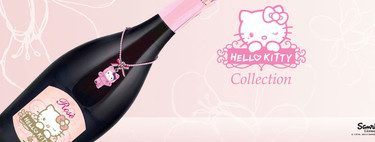 Hello Kitty se hace (la) mayor y lanza su propia gama de vinos