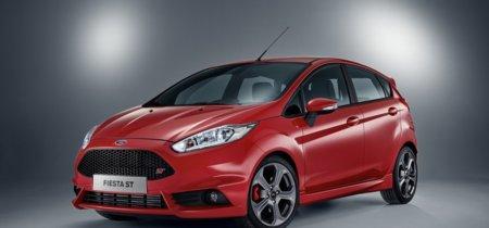 El Ford Fiesta ST de cinco puertas vendrá a Europa
