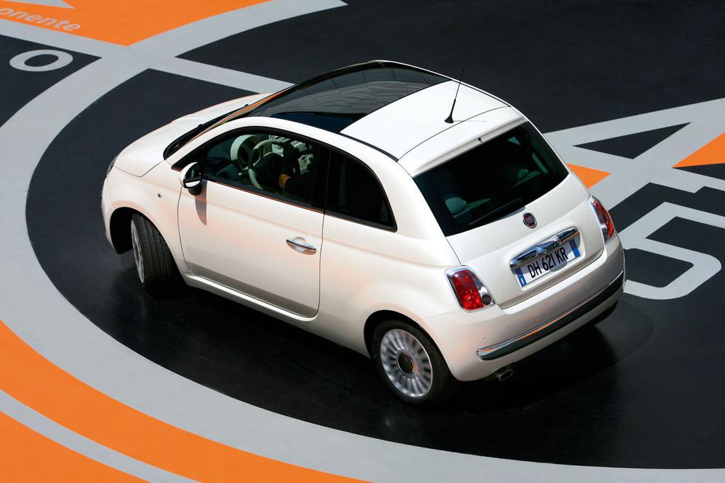 Foto de Fiat 500 (57/98)