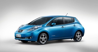 Venucia e30, el Nissan Leaf chino