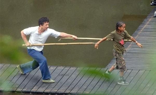 Foto de 'Kung Fu Kid', primeras imágenes del rodaje (2/5)