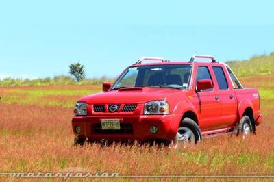 Nissan Frontier LE 4X4, prueba (parte 1)