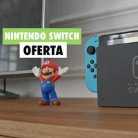 La Nintendo Switch V2 ahora con más autonomía y un mejor precio en esta oferta de eBay: llévatela por 294,99 euros con envío gratis