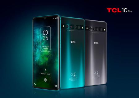 El TCL 10 Pro llega a España: éstos son su precio y disponibilidad