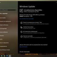 Microsoft lanza la Build 20215: ahora la interfaz en modo oscuro también integra las búsquedas y sus resultados