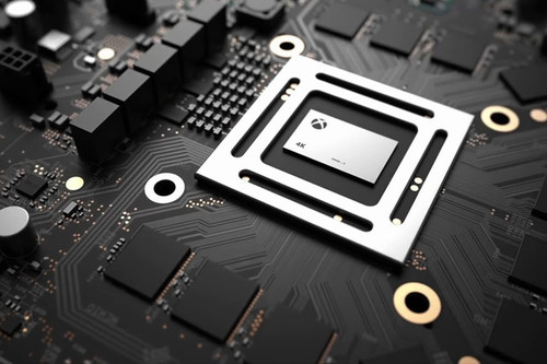 Project Scorpio, estas son las cifras que la convierten en la consola más potente y eso incluye a la PS4 Pro