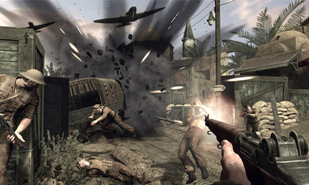 "El ""Síndrome del First Person Shooter"". Ten cuidado, podrías contagiarte"