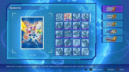 Mega Man X Legacy Collection 06