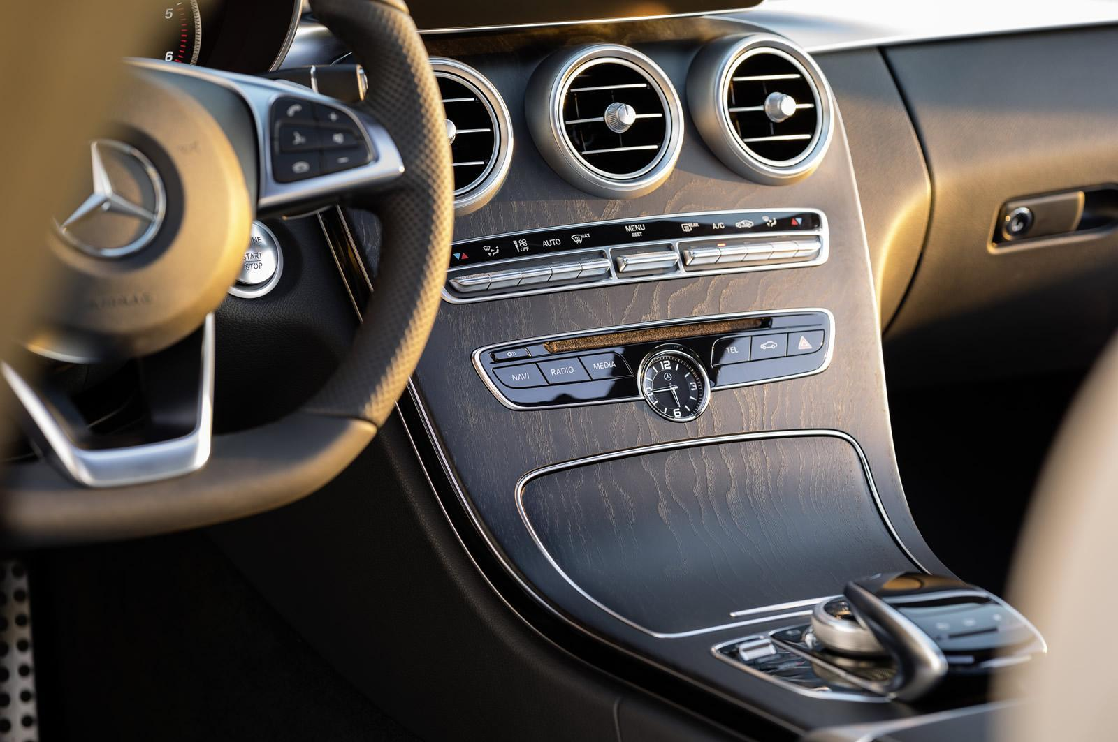 Foto de Mercedes-Benz Clase C Estate 2014 (36/36)