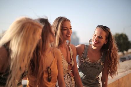 Photo Of Four Happy Women 3289167