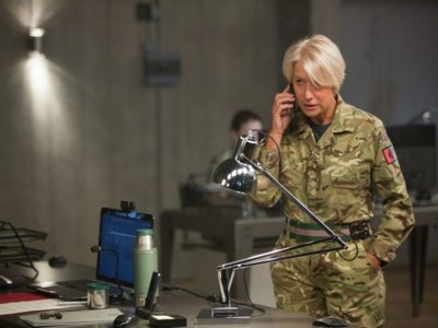 'Eye In The Sky', tráiler del thriller con Helen Mirren y Aaron Paul
