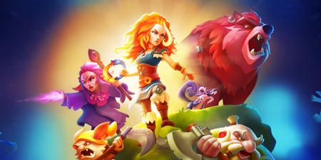Legend of Solgard, el nuevo y adictivo juego RPG de los creadores de Candy Crush