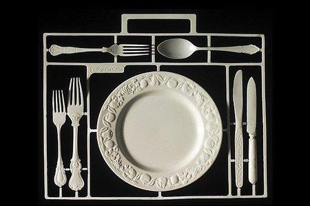 Snap and Dine, un kit completo para llevarse la mesa puesta