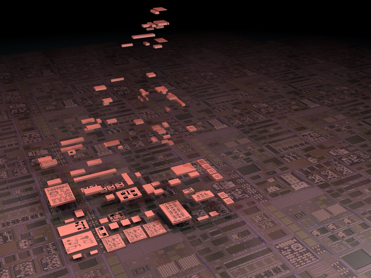 Chips de diseño modular es la apuesta de DARPA por máquinas más potentes y actualizables