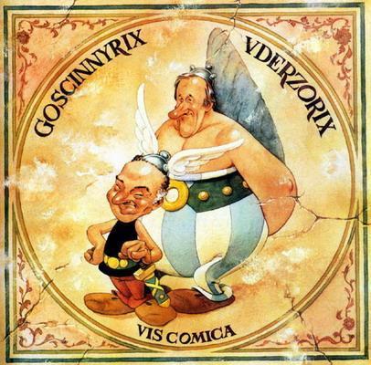Astérix y Obélix, mucho más que un cómic para niños (II)