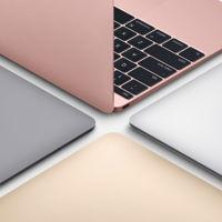 El Macbook de Apple tiene ahora mayor potencia y autonomía. ¡Y en rosa mola más!