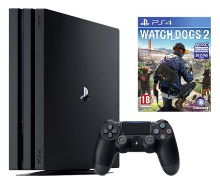 Ps4 Pro Watchdogs 2 2